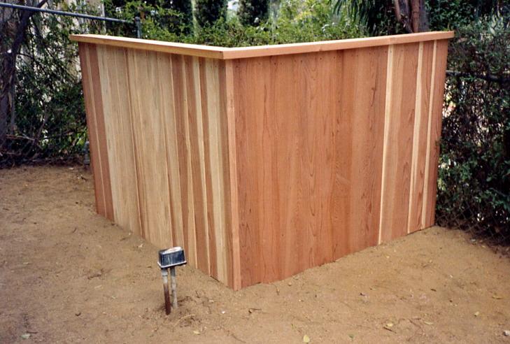 Jay s redwood fences custom wood gates