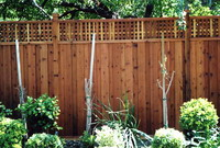 Jay S Redwood Fences Custom Wood Fences Gates Redwood